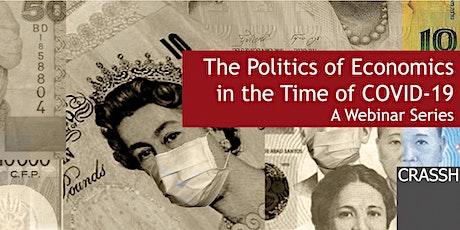 Politics of Economics during COVID-19 #1 Emmanuel Didier tickets