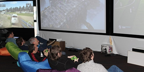Everyone Can Adult Gaming Session tickets
