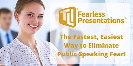 Fearless Presentations ® Washington DC tickets