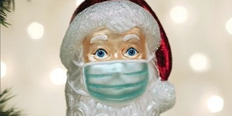 """Pictures with """"Masked Santa"""" ! tickets"""