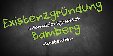Existenzgründung Online kostenfrei - Infos - AVGS  Bamberg Tickets