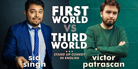First World vs Third World -  Stand up Comedy in English tickets
