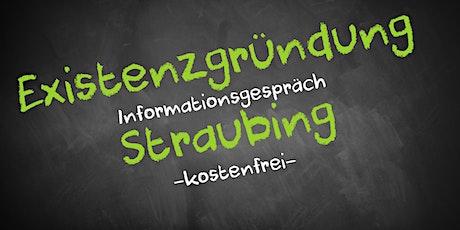 Existenzgründung Online kostenfrei - Infos - AVGS Straubing Tickets