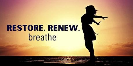 Restorative Breathwork tickets