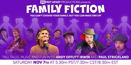 Family Fiction tickets