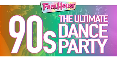 90s DANCE PARTY at Hobart Art Theatre tickets
