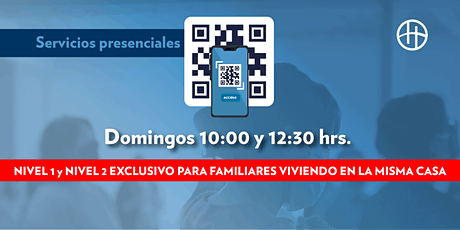 Reunión Horizonte - Domingo 10:00 tickets
