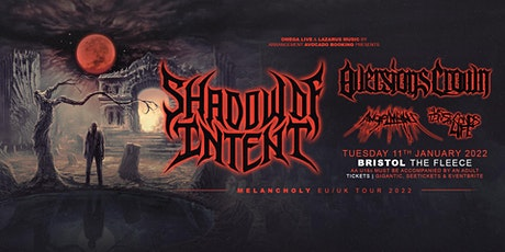 Shadow Of Intent + Aversions Crown tickets