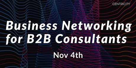 Network - B2B Networking - Business Networking - Networking - USA tickets