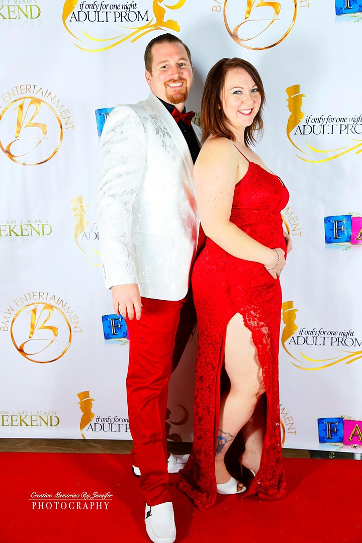 The Adult Prom Phoenix  Masquerade Party image