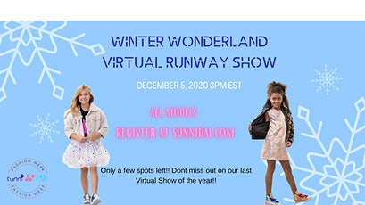 Sunni Dai Kids Virtual Winter Wonderland Show tickets