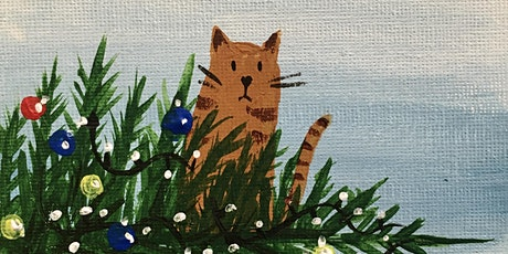Easely Does It - Christmas Party - With Mystery Christmas Painting! tickets