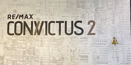 Reunião Convictus II - Novembro bilhetes