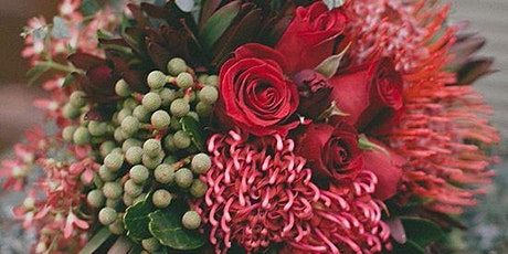 Sips & Stems-Holiday Protea Design tickets