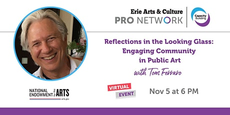 Reflections in the Looking Glass: Engaging Community in Public Art tickets