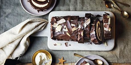 SPICED ORANGE YULE LOG WITH WAITROSE & PARTNERS COOKERY SCHOOL - £25 tickets