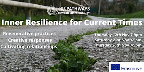 Inner Resilience for Current Times tickets