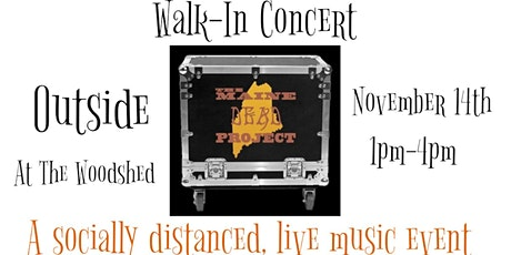 Walk-In Concert with The Maine Dead Project tickets