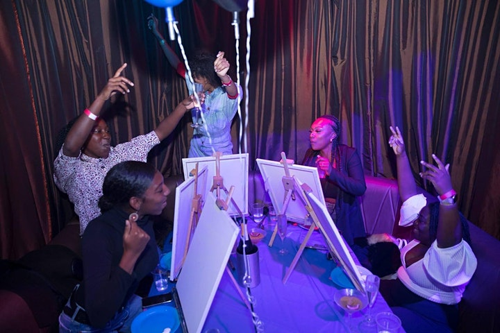 Party n Paint's  Supper Club image