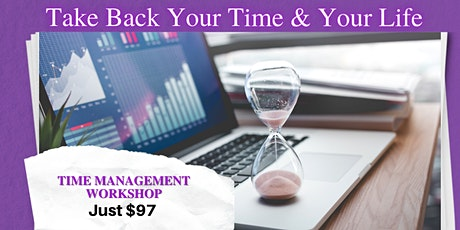 Manage Your Life (and business) Like A Boss tickets