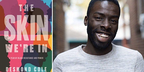 Word on the Street - Fall Reading Series with Desmond Cole tickets