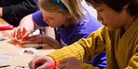 Maker Bean Winter Break 2020 Kids Tech Camp (ages 6-12) tickets
