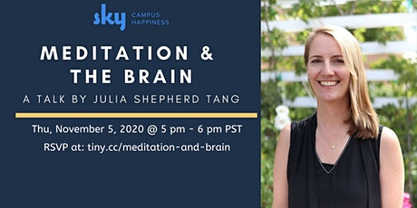 Meditation and the  Brain tickets