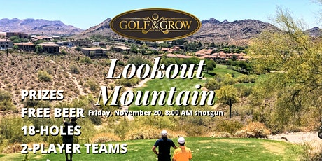 Lookout Mountain 18-Hole Tournament tickets