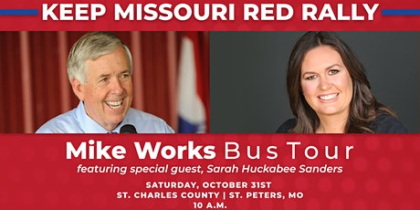 Keep Missouri Red Rally — ST. CHARLES COUNTY tickets