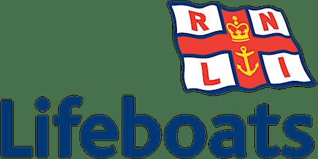 RNLI Morecambe Fundraising Dinner 2021 tickets