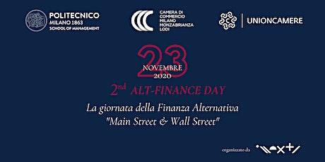2° Alt-Finance Day biglietti