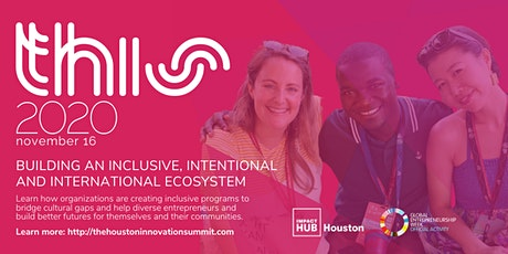 Building an Intentional, Inclusive and International Ecosystem tickets