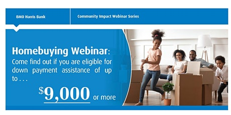 Homebuying Webinar tickets