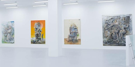 Tour at Pascal Sender Exhibition tickets