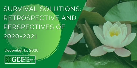Survival Solutions: Retrospective and Perspectives of 2020-2021 tickets