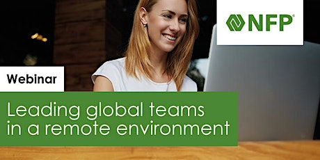 Leading Global Teams in a Remote Environment - 18th November 2020 biljetter