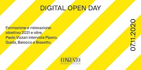 Open Day Congusto biglietti