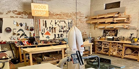 Intro to Woodworking (Tuesday) tickets