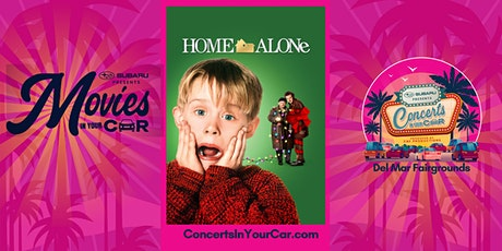 HOME ALONE - SUBARU Presents Movies In Your Car DEL MAR - $29 PER CAR tickets