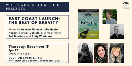 East Coast Launch for The Best of Brevity! tickets