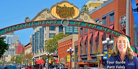 Journey into the History of the Gaslamp District: In-Person Walking Tour tickets