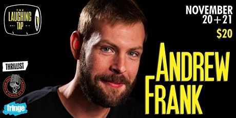 Andrew Frank at The Laughing Tap tickets