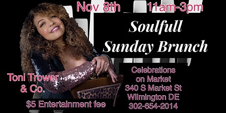 Sunday Brunch live entertainment tickets