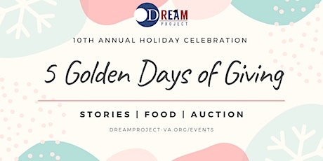 5 Golden Days of Giving tickets