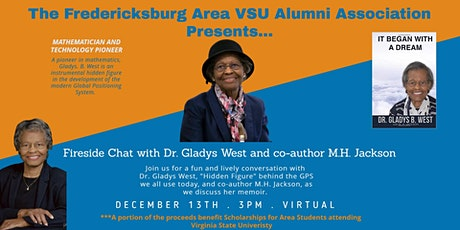 Fireside Chat with Dr. Gladys West and M.H. Jackson tickets