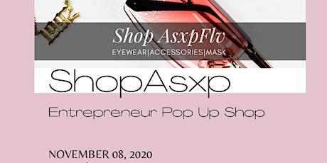 Copy of Shop Asxpflv Fall Fashion Pop Up Shop!! Vendors Wanted tickets