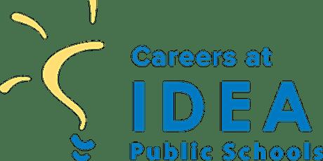IDEA Drive-Thru Meet & Greet Event tickets