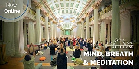 Mind, Breath & Meditation - An Introduction tickets