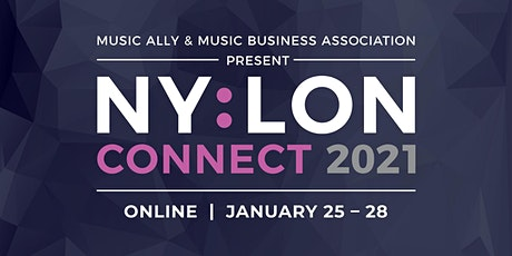 NY:LON Connect 2021 tickets