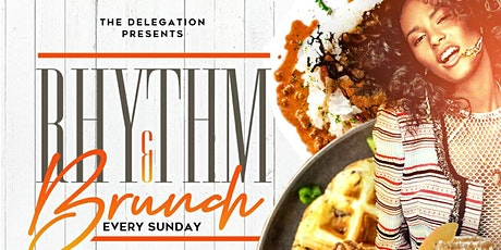 The Delegation Presents: Rhythm & Brunch tickets